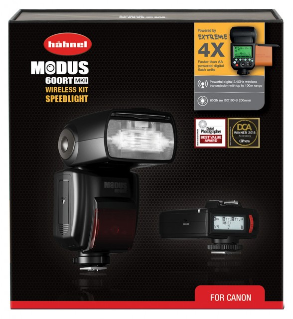 Hahnel Hahnel Modus 600RT MK II Wireless Kit Canon