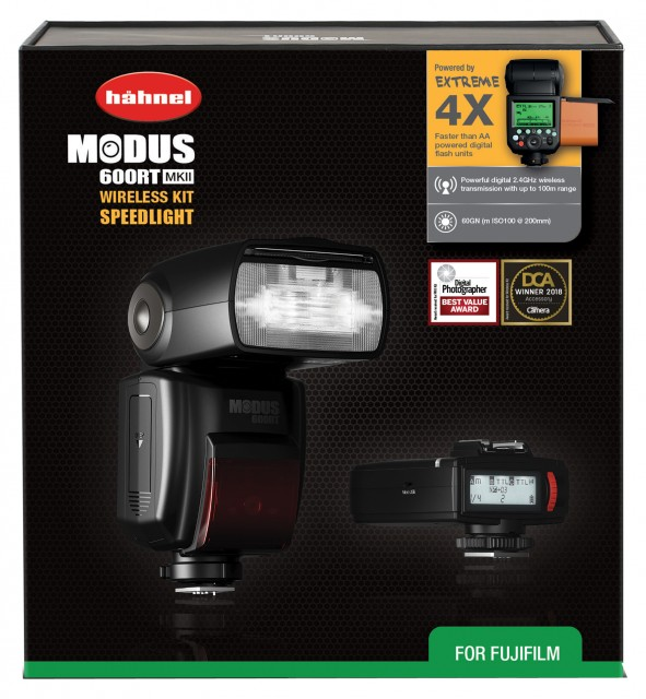 Hahnel Hahnel Modus 600RT MK II Wireless Kit FujiFilm