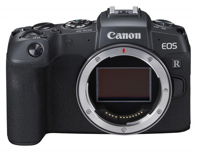 Kood Canon EOS R Body And Back Cap Kit