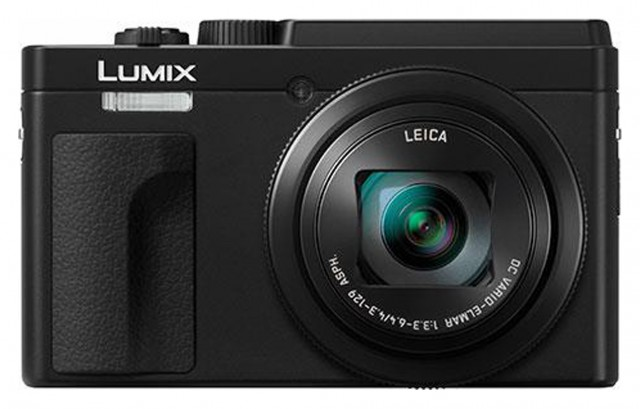 Lumix Panasonic Lumix TZ95 Digital Camera, Black