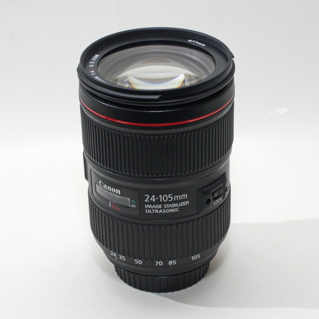 Canon Used Canon EF 24-105mm f4  IS USM Mk II
