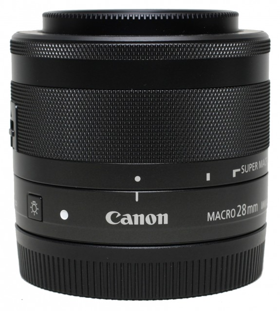 Canon Used Canon EF-M 28mm Macro
