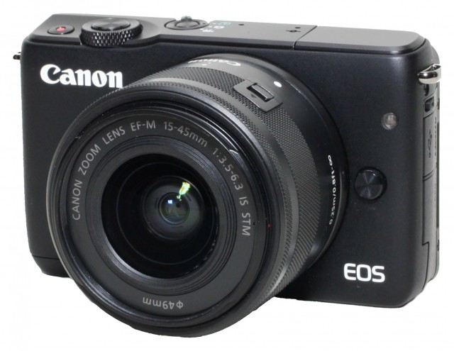 Canon Used Canon EOS M10, 15-45 STM