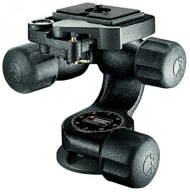 Manfrotto Manfrotto 3D Magnesium Head