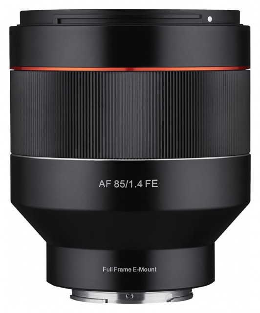 Samyang Samyang AF 85mm F1.4 for Sony FE