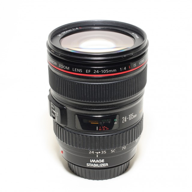 Canon Used Canon EF 24-105mm f4 L IS