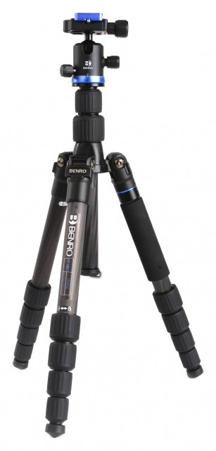 Benro Benro iFOTO Carbon Fibre Tripod Kit with IB0 ball head