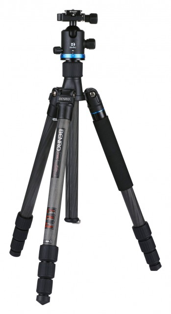 Benro Benro iFOTO Carbon Fibre Tripod Kit with IB2 ball head