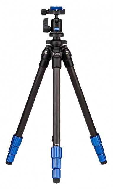 Benro Benro Slim Carbon Fibre tripod kit with N00 ball head
