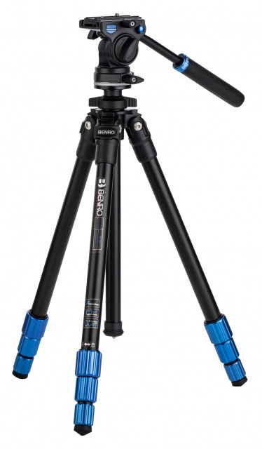 Benro Benro Slim Video kit with S2C short handle head