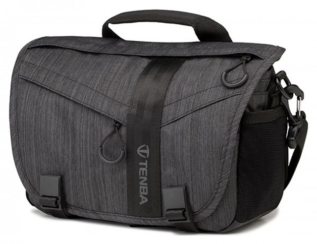 Tenba Tenba DNA 8 Messenger Bag, Graphite