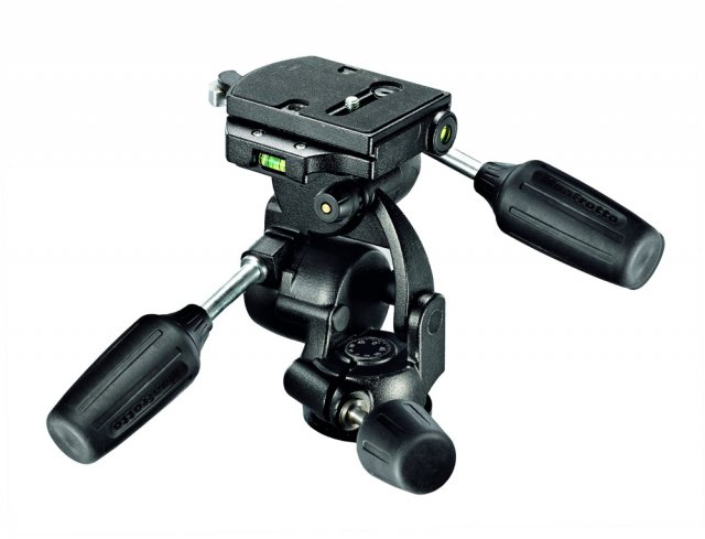 Manfrotto Manfrotto 808RC4 Standard three way Pan & Tilt Head