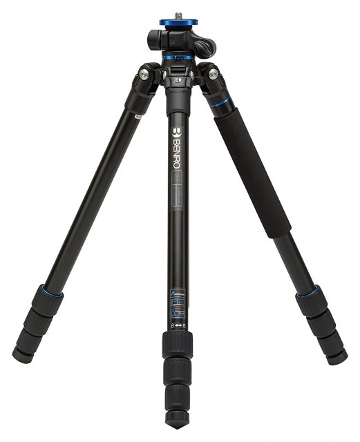 Benro Benro GoPlus Travel S1 Aluminium 4 section Tripod