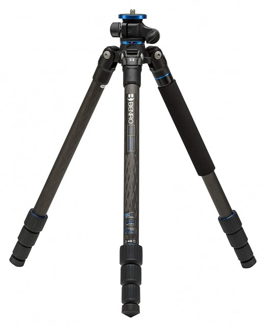 Benro Benro GoPlus Travel S1 Carbon Fibre 4 section Tripod