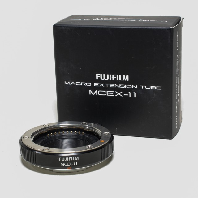 Fujifilm Used Fujifilm Macro Extension Tube 11mm - MCEX-11