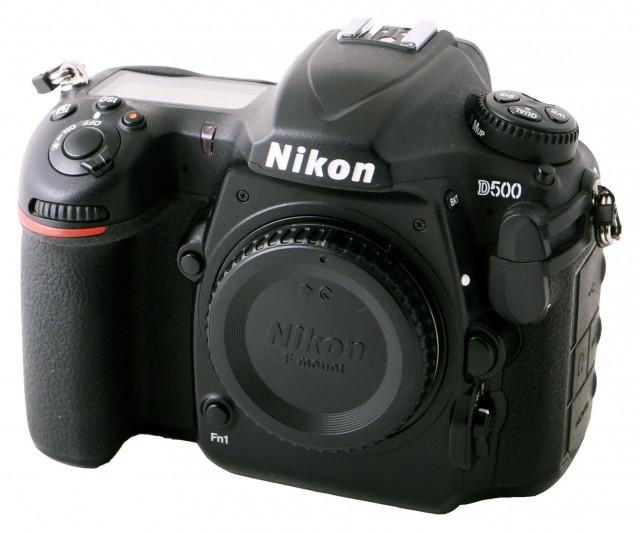 Used Nikon D500 body