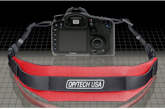 OpTech OpTech Pro Strap, Red std