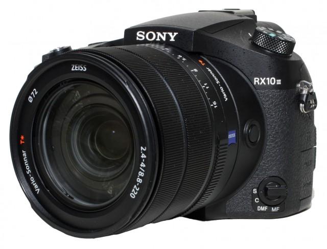Used Sony DSC-RX10 III