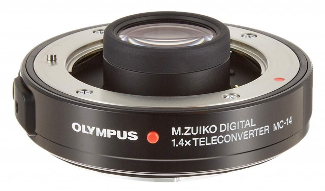 Olympus Olympus MC 1.4 Teleconverter for 40-150mm 1:2.8 and ED 300mm 1:4 Pro Lenses