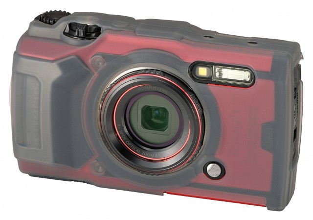 Olympus Olympus CSCH-127 Silicon Case for TG-6