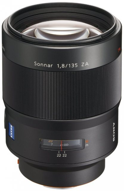 Sony Sony 135mm F1.8 ZA Zeiss Sonnar T*