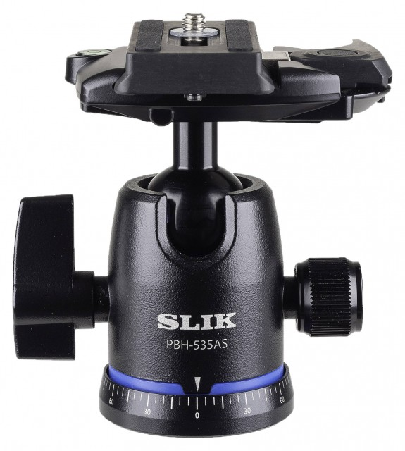 Slik Slik Ball Head PBH-535AS