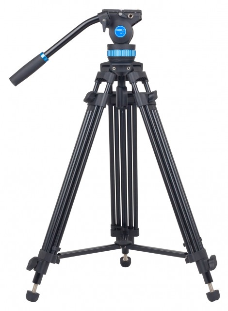 Sirui Sirui SH-15 Tripod with Video Head