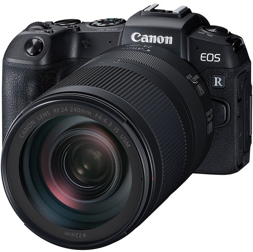 Canon Canon EOS RP, 24-240 f4-6.3 IS USM lens kit