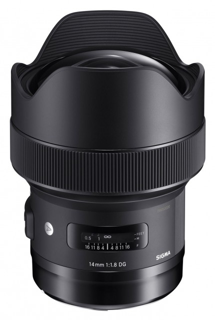 Sigma Sigma 14mm f1.8 DG HSM Art Lens for L Mount