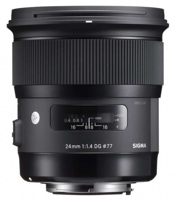 Sigma Sigma 24mm f1.4 DG HSM Art Lens for L Mount