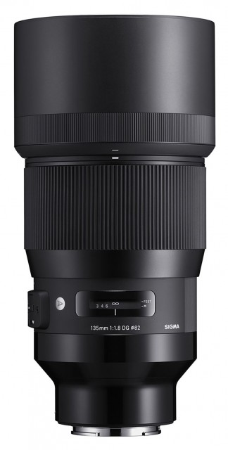 Sigma Sigma 135mm f1.8 DG HSM Art Lens for L Mount