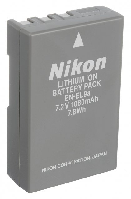 Nikon Nikon EN-EL9a Rechargeable battery