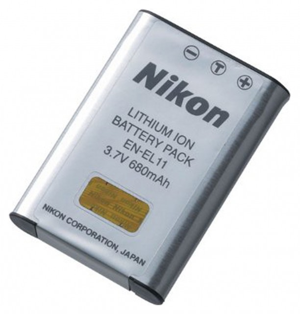 Nikon Nikon EN-EL11 Rechargeable battery