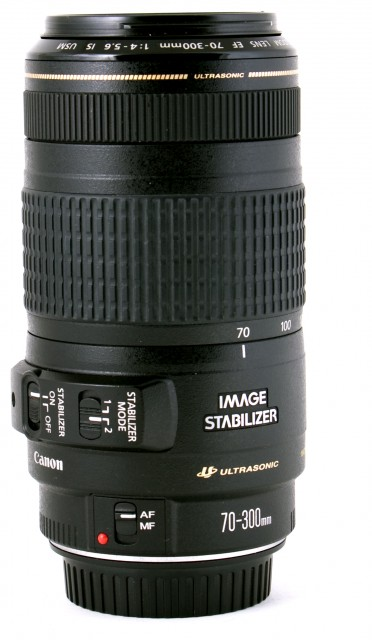 Canon Used Canon EF 70-300mm f4-5.6 IS USM