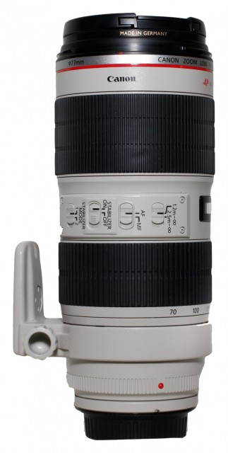 Canon Used Canon EF 70-200mm f2.8 L IS USM
