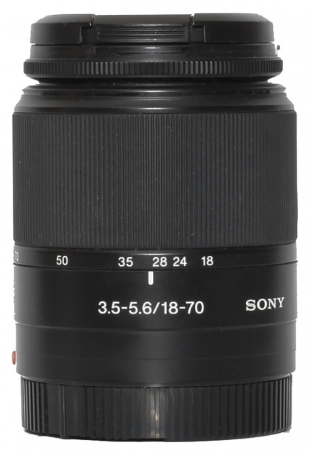 Sony Used Sony AF 18-70mm f3.5-5.6 for Sony A Mount