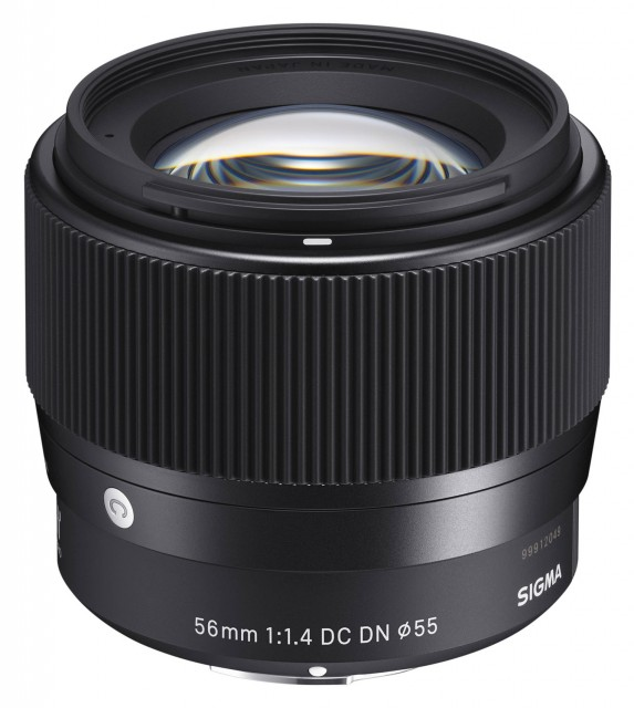 Sigma Sigma 56mm f1.4 DC DN Contemporary lens for Canon EOS M