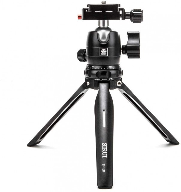 Sirui Sirui 3T-15 Table-top Tripod with B-00K head, black