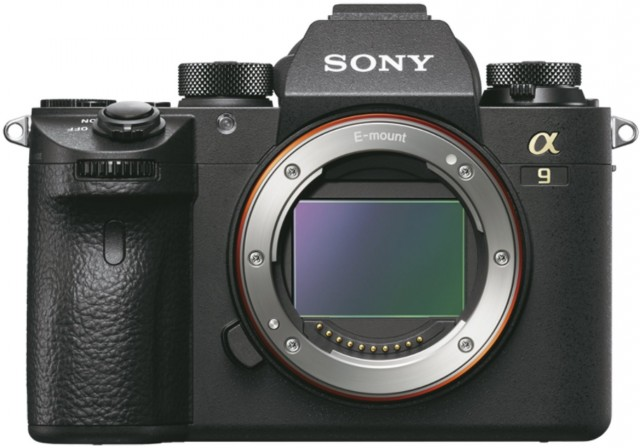 Sony Sony Alpha 9 II body