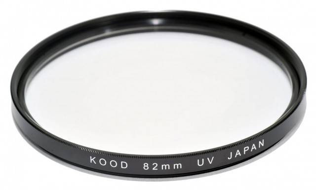 Kood Kood 82mm UV filter