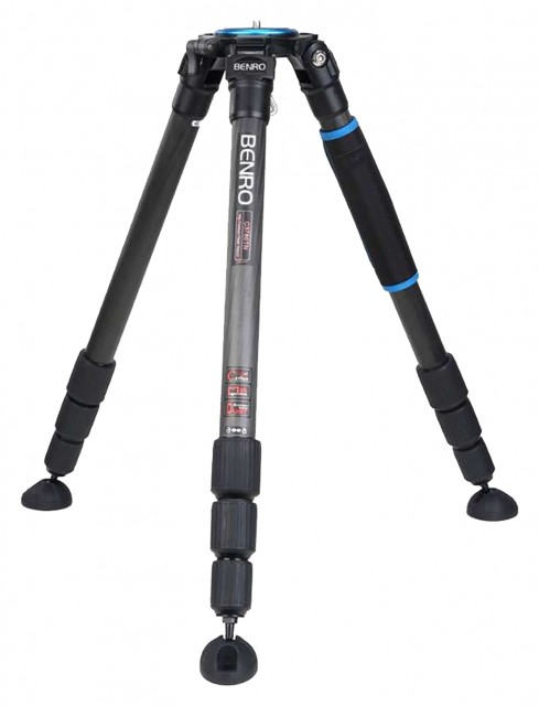 Benro Benro Combination Series 3 Carbon Twist 4-Section Tripod