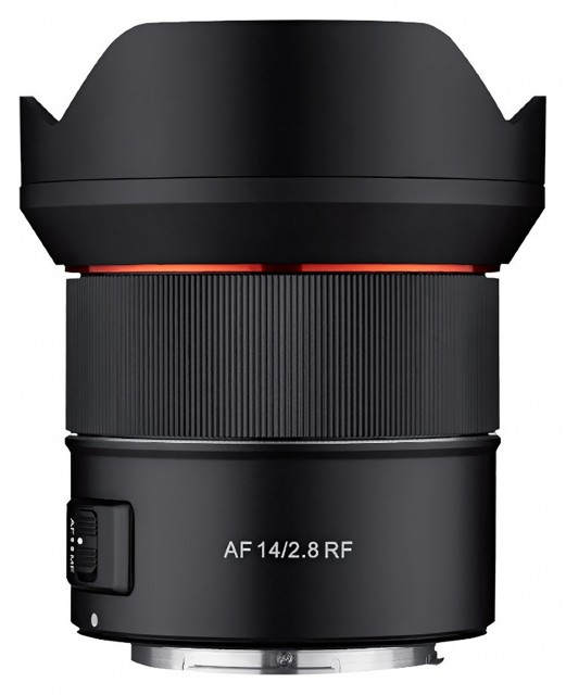 Samyang Samyang AF 14mm F2.8 For Canon EOS RF