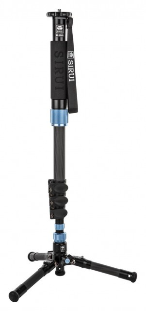 Sirui Sirui EP-224S Carbon Monopod with stand