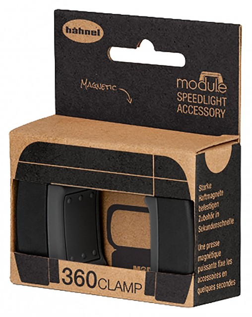 packaged Hahnel Module 360 Clamp