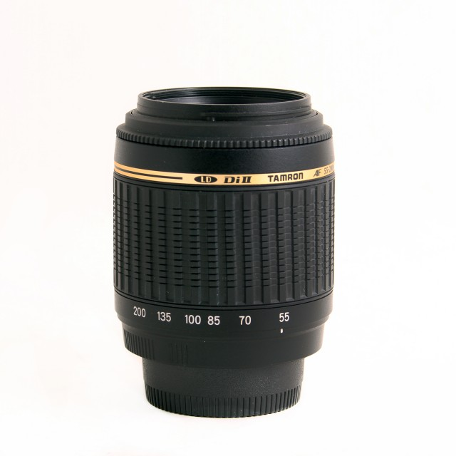 Tamron Used Tamron 55-200mm f4-5.6 Di II for Sony A mount