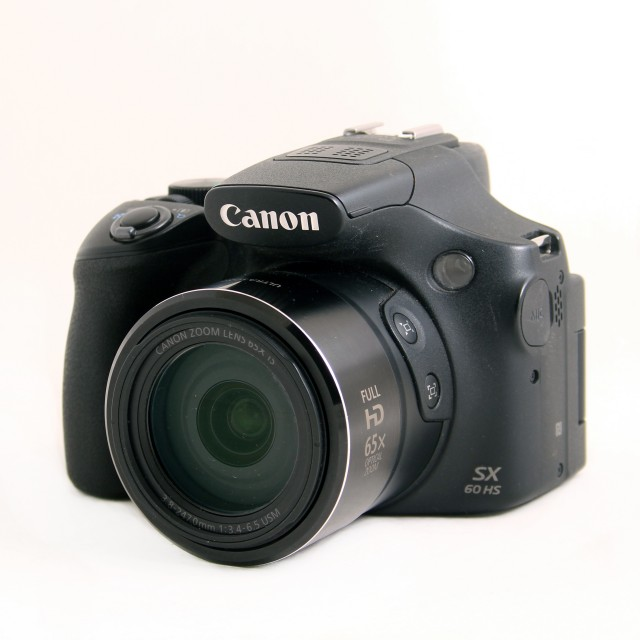 Canon Used Canon Powershot SX60