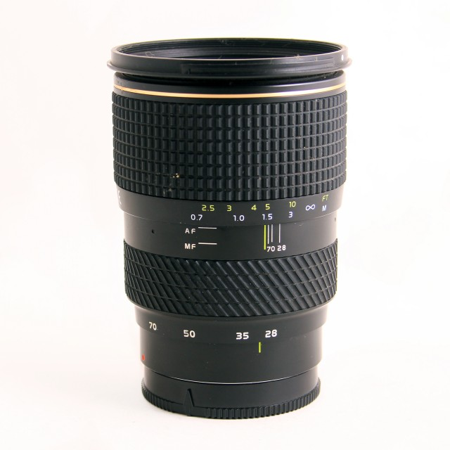 Sundry Used Tokina AT-X 28-70mm f2.8 for Sony A mount