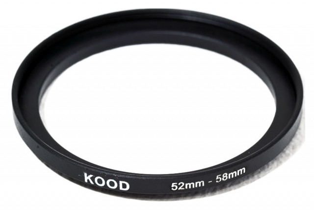 Kood Kood Step-up, 52-58mm