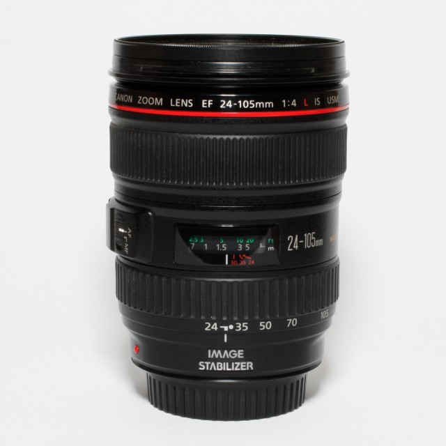 Canon Used Canon EF 24-105mm f4 L IS USM