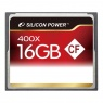 Silicon Power Compact Flash, 16 gig x400 Speed